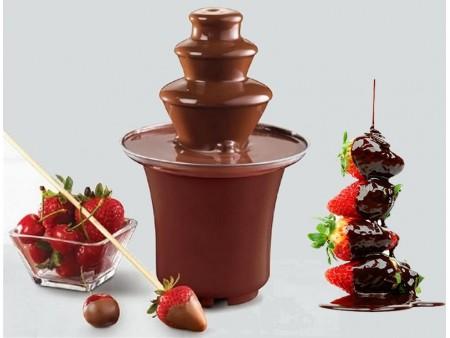 Шоколадный фонтан