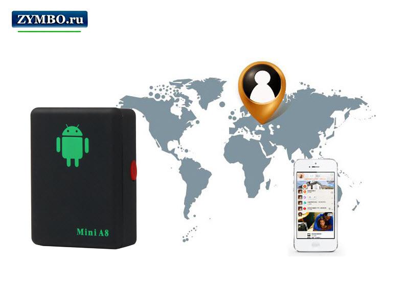 GPS маяк mini A8