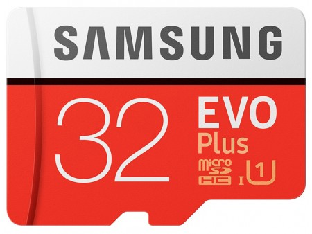 Карта памяти MicroSD Samsung