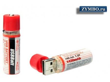 USB батарейка