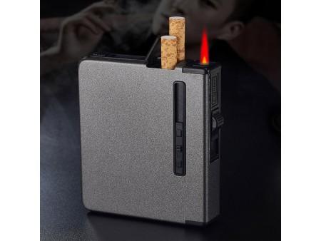 Автоматический портсигар с зажигалкой