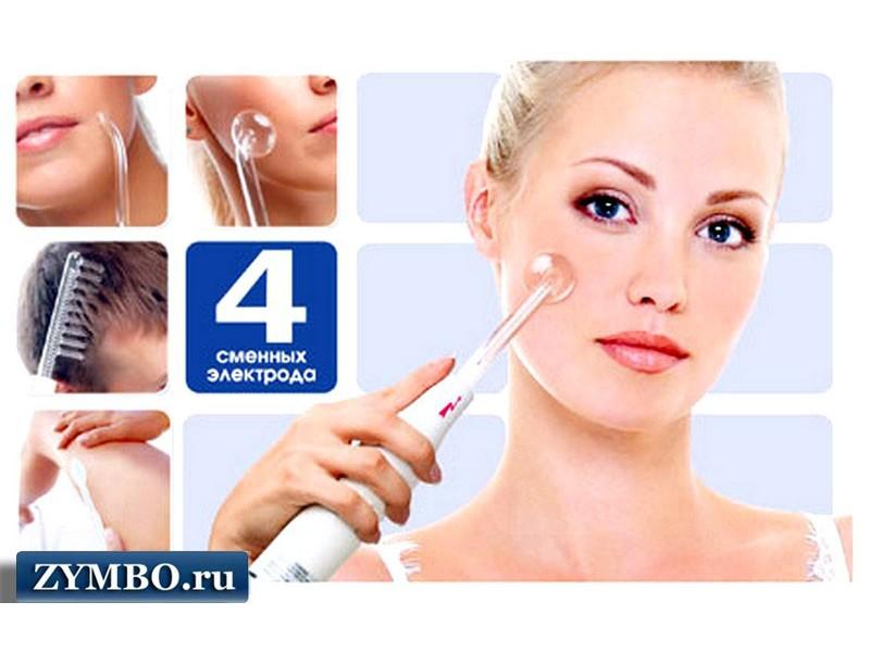 Дарсонваль для волос и лица