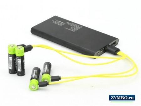 Аккумуляторные батарейки (АА/ААА)