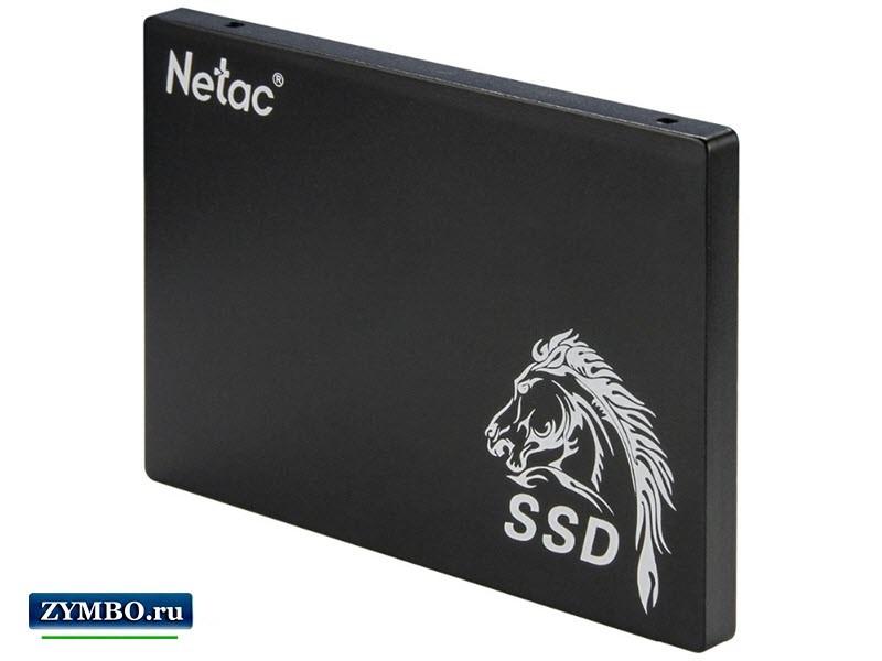 Внешний SSD диск Netac N5S 120 Гб
