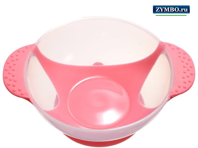 Детская посуда на присосках
