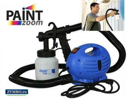 Электрический краскопульт Paint Zoom