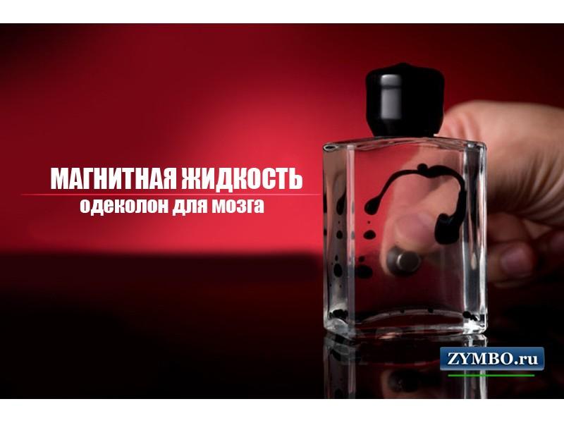 Ферромагнитная жидкость