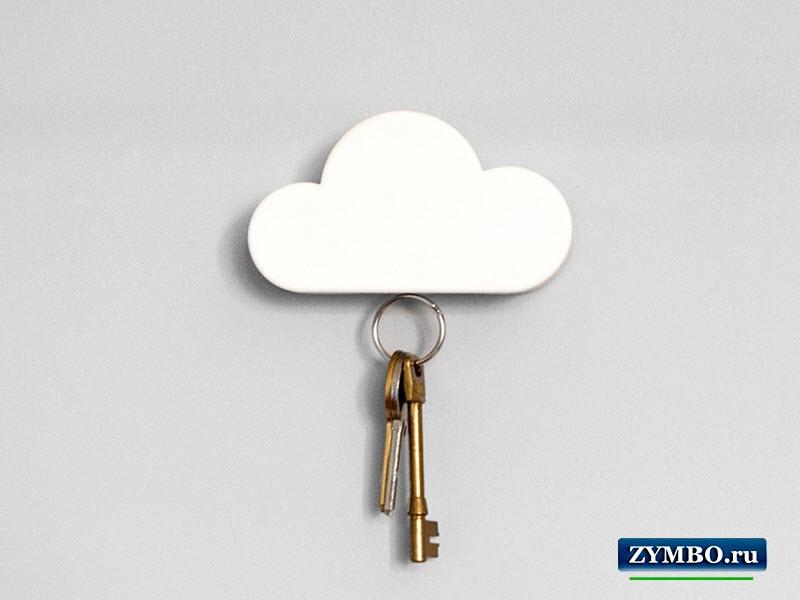 """Держатель для ключей на стену """"Облако"""""""
