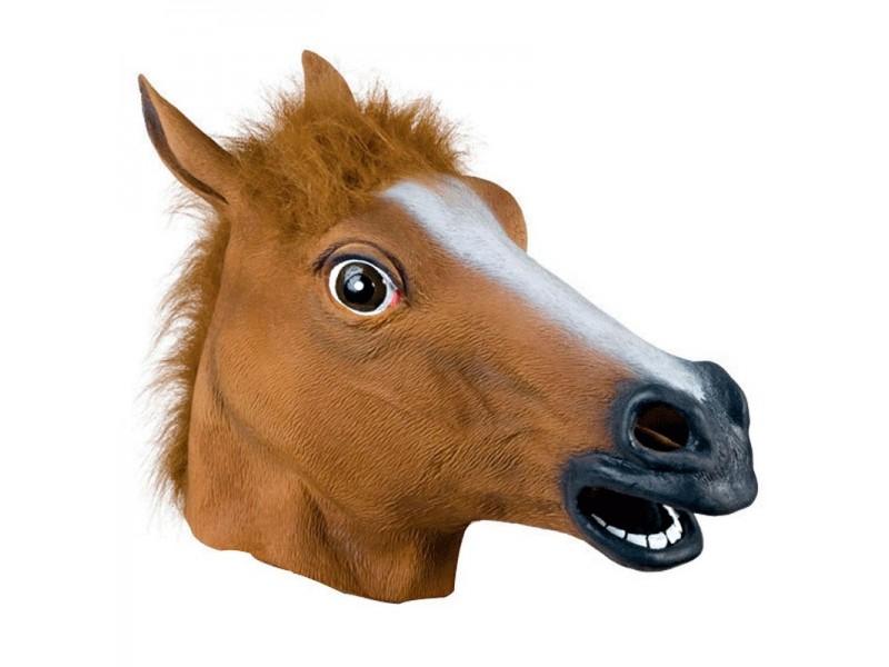 Маска на голову (коня, орла, единорога, голубя)