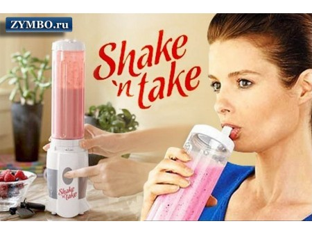 Мини Блендер Shake N Take