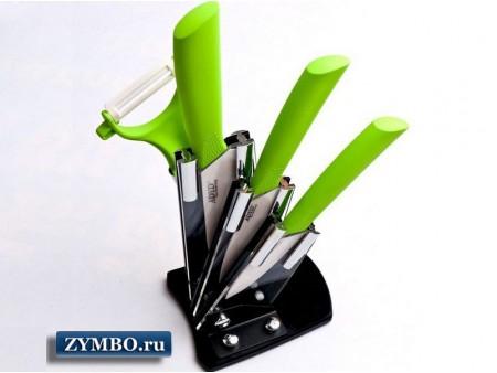 Набор керамических ножей (5 предметов)