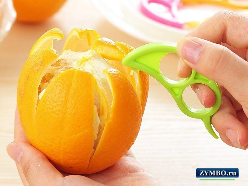 Нож для чистки апельсинов (цитрусовых)