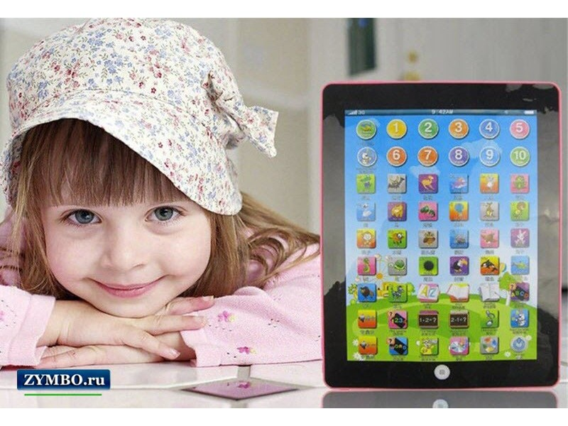 Обучающий планшет для детей