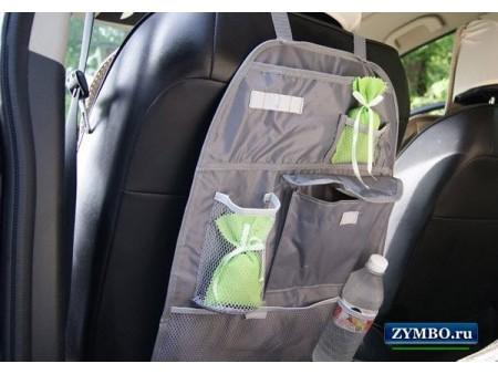 Автомобильный органайзер на спинку сиденья