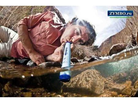 Туристический фильтр для воды