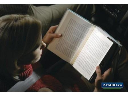 Светодиодная панель-фонарик для чтения книг