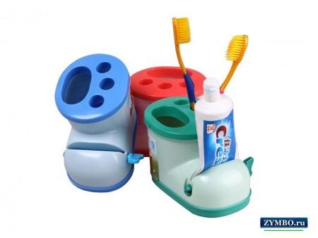 Подставка для зубных щеток и пасты