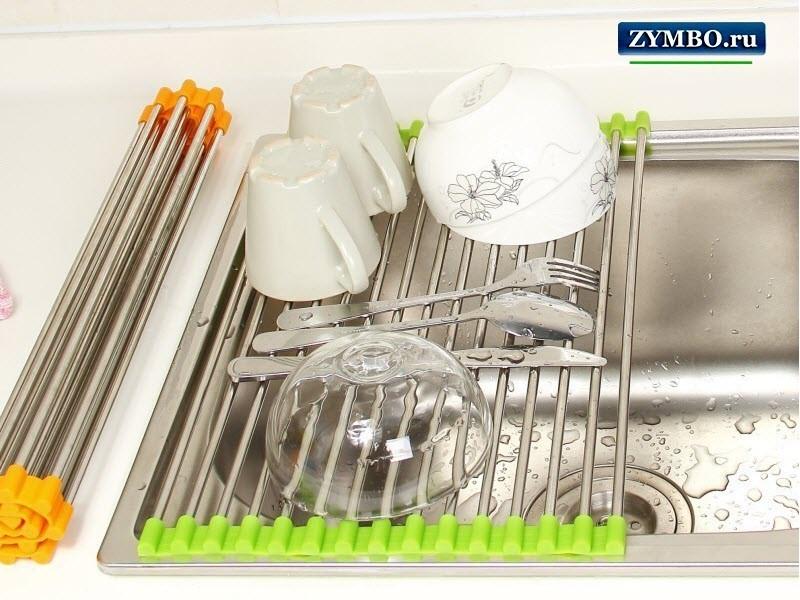 Полка-сушилка для посуды