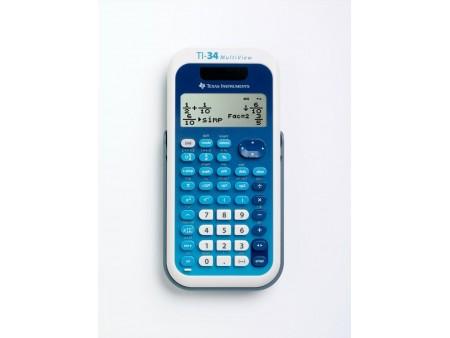 Инженерный калькулятор Ti-34