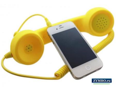 Ретро трубка для телефона