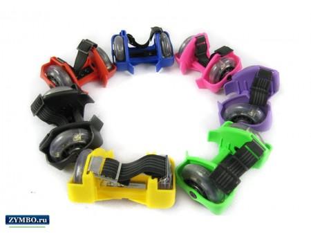 Ролики на обувь Flash Roller