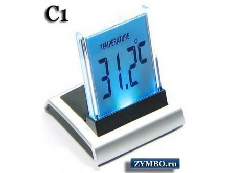 Настольные электронные цифровые часы
