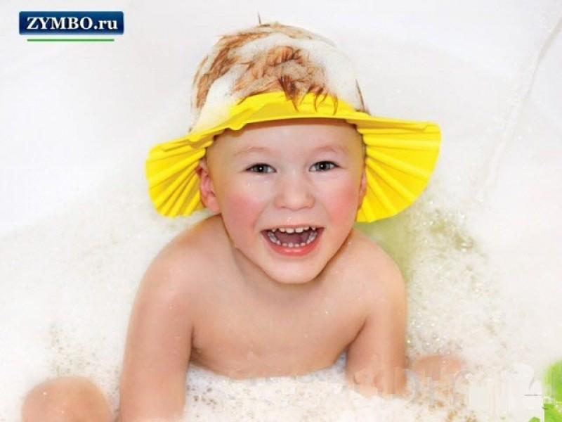 Козырек для купания ребенка