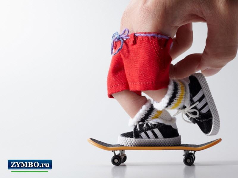 Фингерборд (скейт для пальцев)