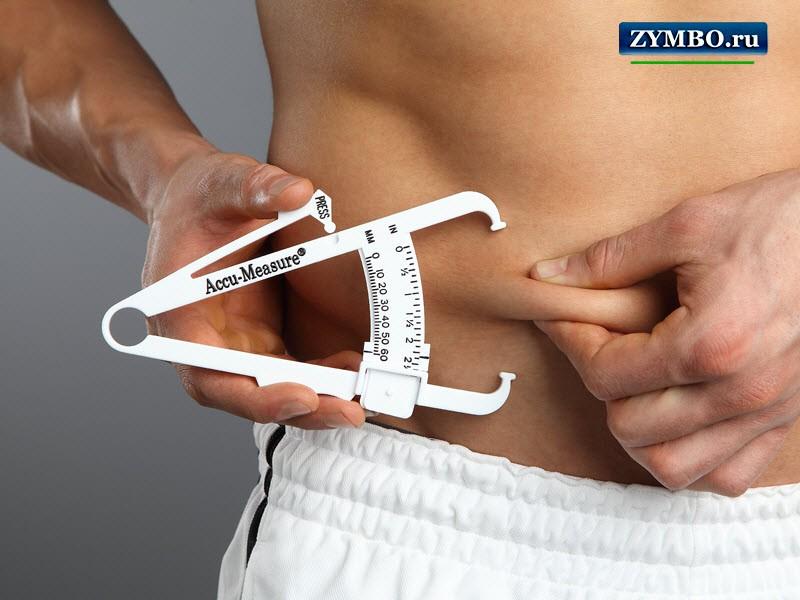 Калипер для измерения подкожного жира