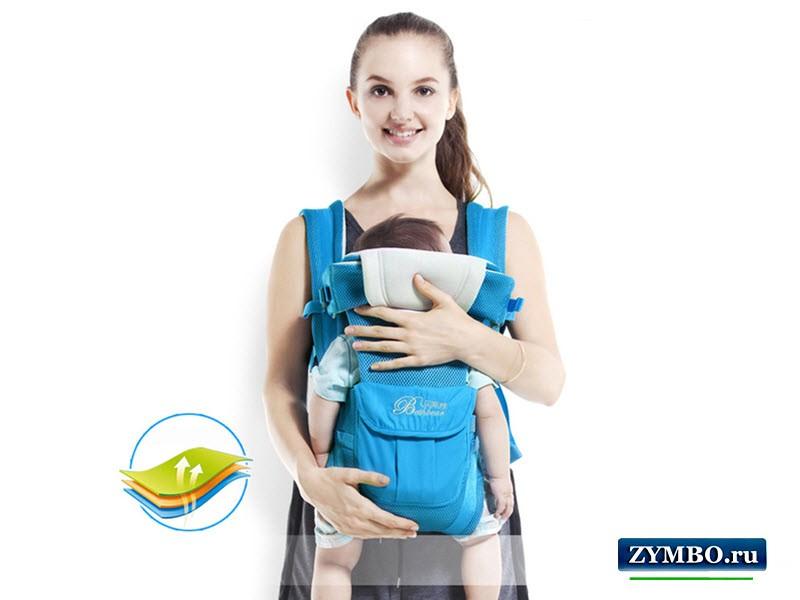 Рюкзак кенгуру-переноска для детей
