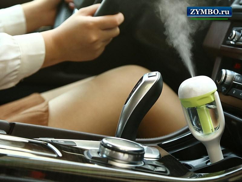 Автомобильный увлажнитель воздуха (12v)