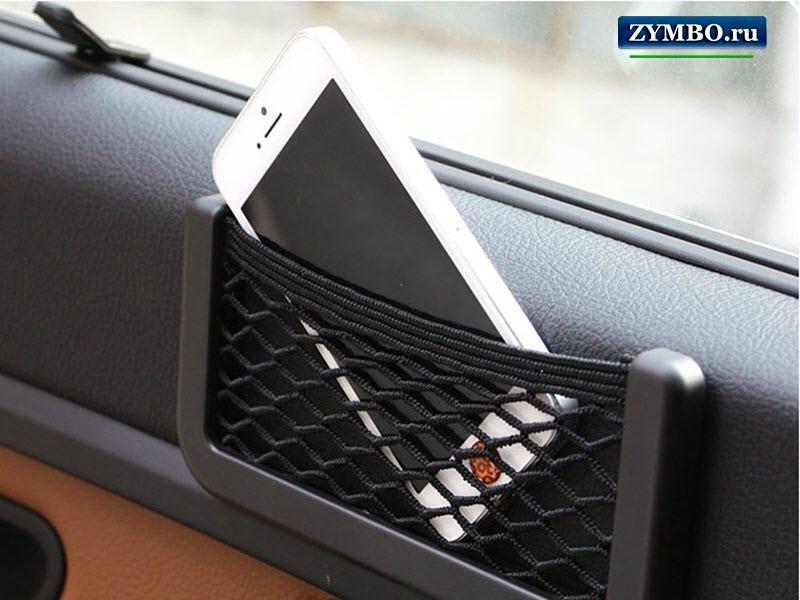 Карман-сетка для телефона