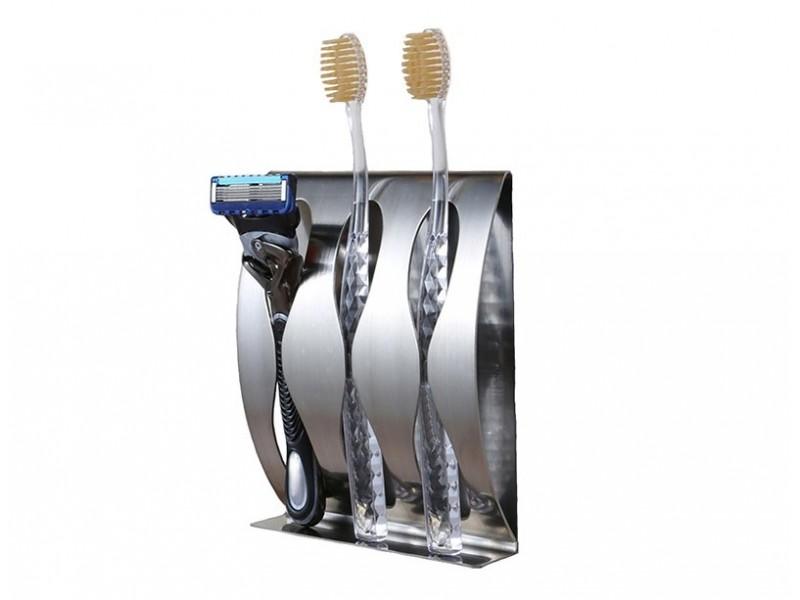 Держатель для зубных щеток из нержавеющей стали