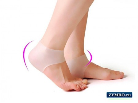 Силиконовые носки для пяток