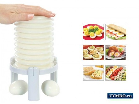 Устройство для чистки вареных яиц Eggstractor