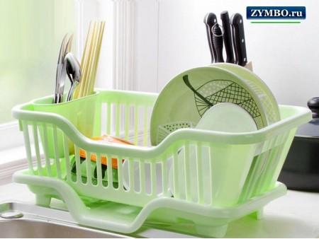 Настольная сушилка для посуды