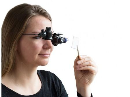 Увеличительные очки для мелких работ