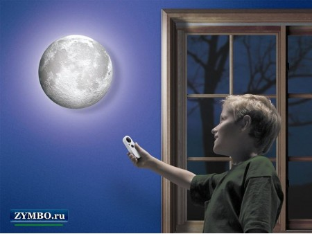 "Светильник ""Луна"""