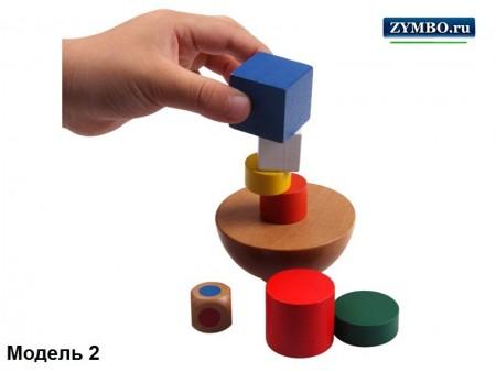 Деревянные балансирующие игрушки