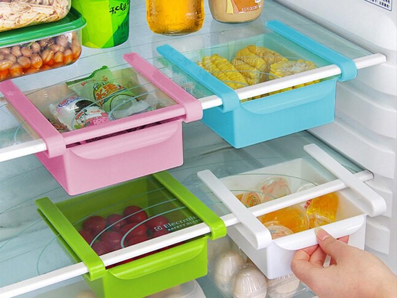 Контейнеры для хранения продуктов в холодильнике