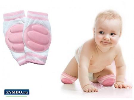 Наколенники для ползания малышей