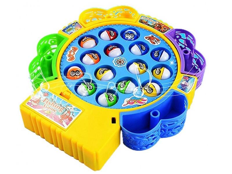 """Игра """"Рыбалка для детей"""""""