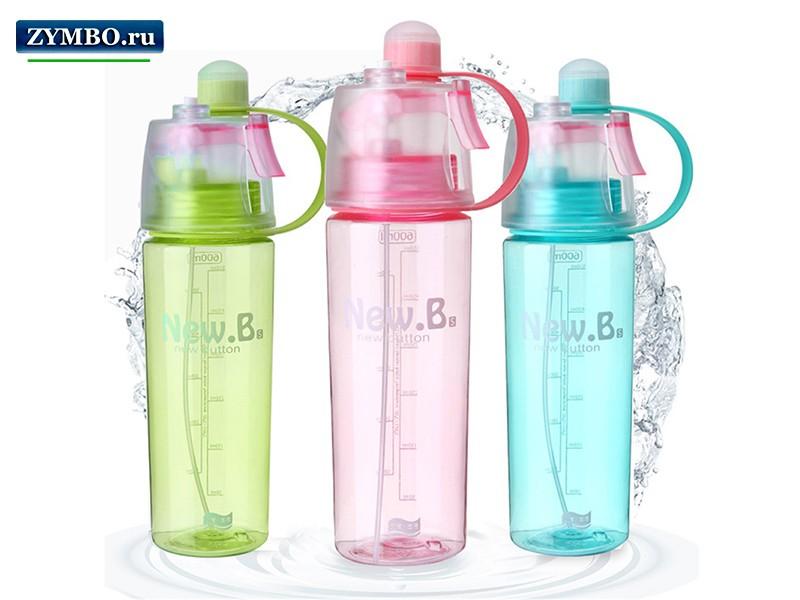 Спортивная бутылка для воды