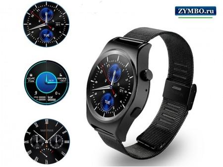 Умные часы Smart Watch GW01 (измеряет давление и пульс)