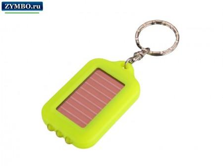 Светодиодный фонарик на солнечной батарее