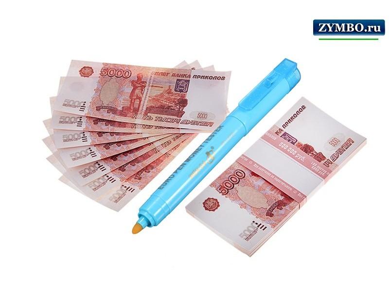 Маркер для проверки денег