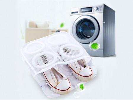 Мешок для стирки обуви в стиральной машине