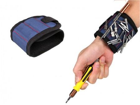 Строительный браслет с магнитом