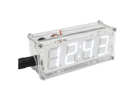 Diy цифровые led часы конструктор