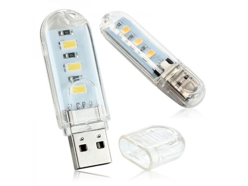 Usb светодиодная лампа в виде флешки